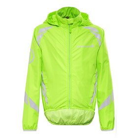 Endura Luminite II Jacket Children green